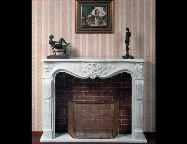 Marble Artistic Fireplaces - 4