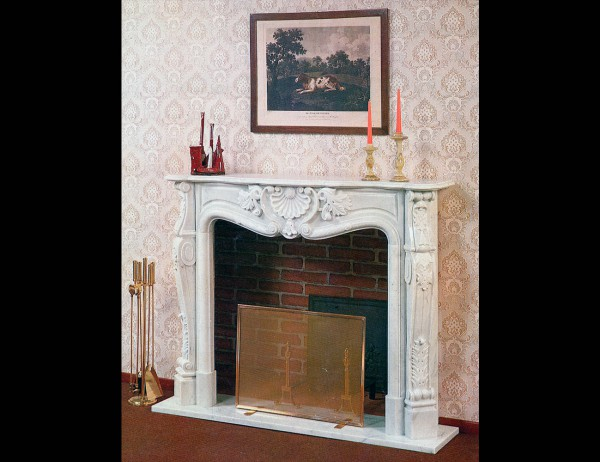 Marble Artistic Fireplaces - 7