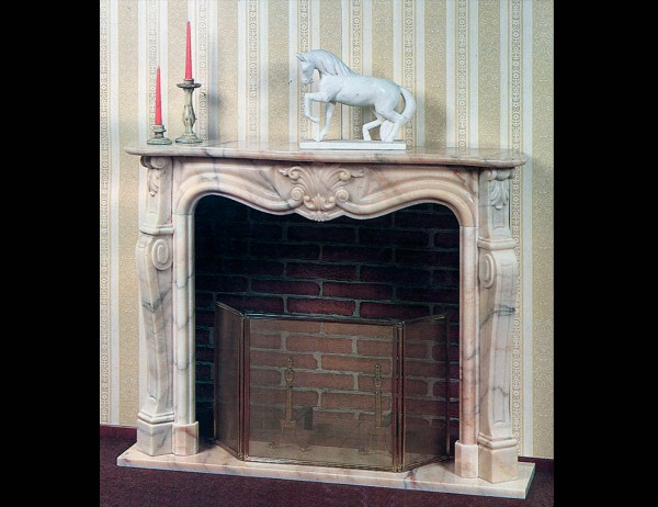 Marble Artistic Fireplaces - 14