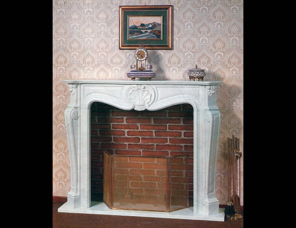 Marble Artistic Fireplaces - 16