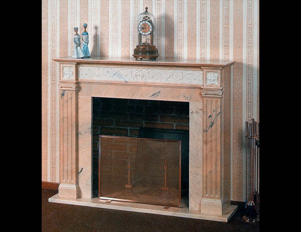 Marble Artistic Fireplaces - 18