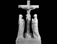 Full Relief Marble Statue of Christ - 15