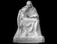 Classic Style Marble Statue - 3