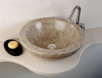 Marble Wash Basins, Stone Sinks, Wash bowls - 9