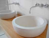 Marble Wash Basins, Stone Sinks, Washbowls - 16