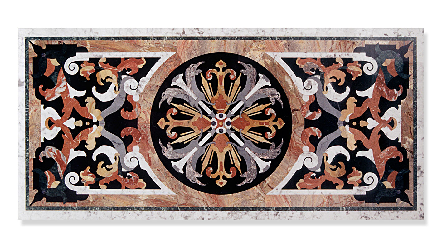 Marble Decorations - Naples