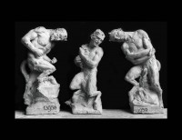 Classic Style Marble Statues - 1