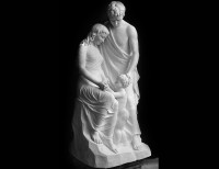 Classic Style Marble Statue - 19