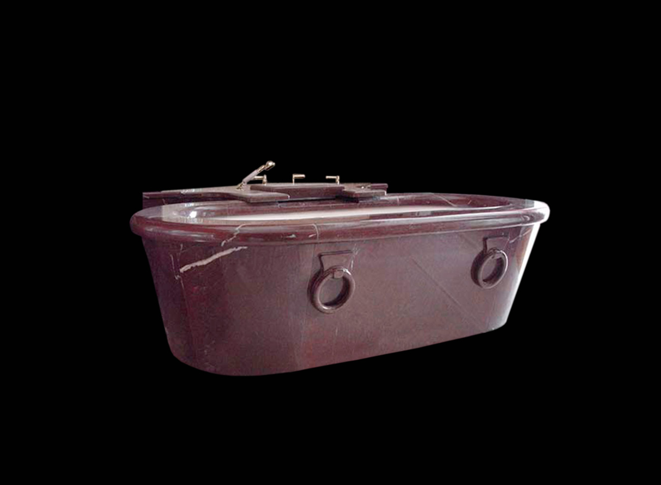 Vasca da bagno in Marmo - 4