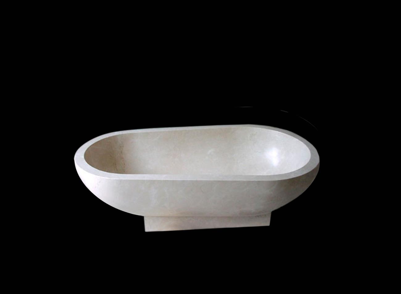 Vasca da bagno in Marmo - 12