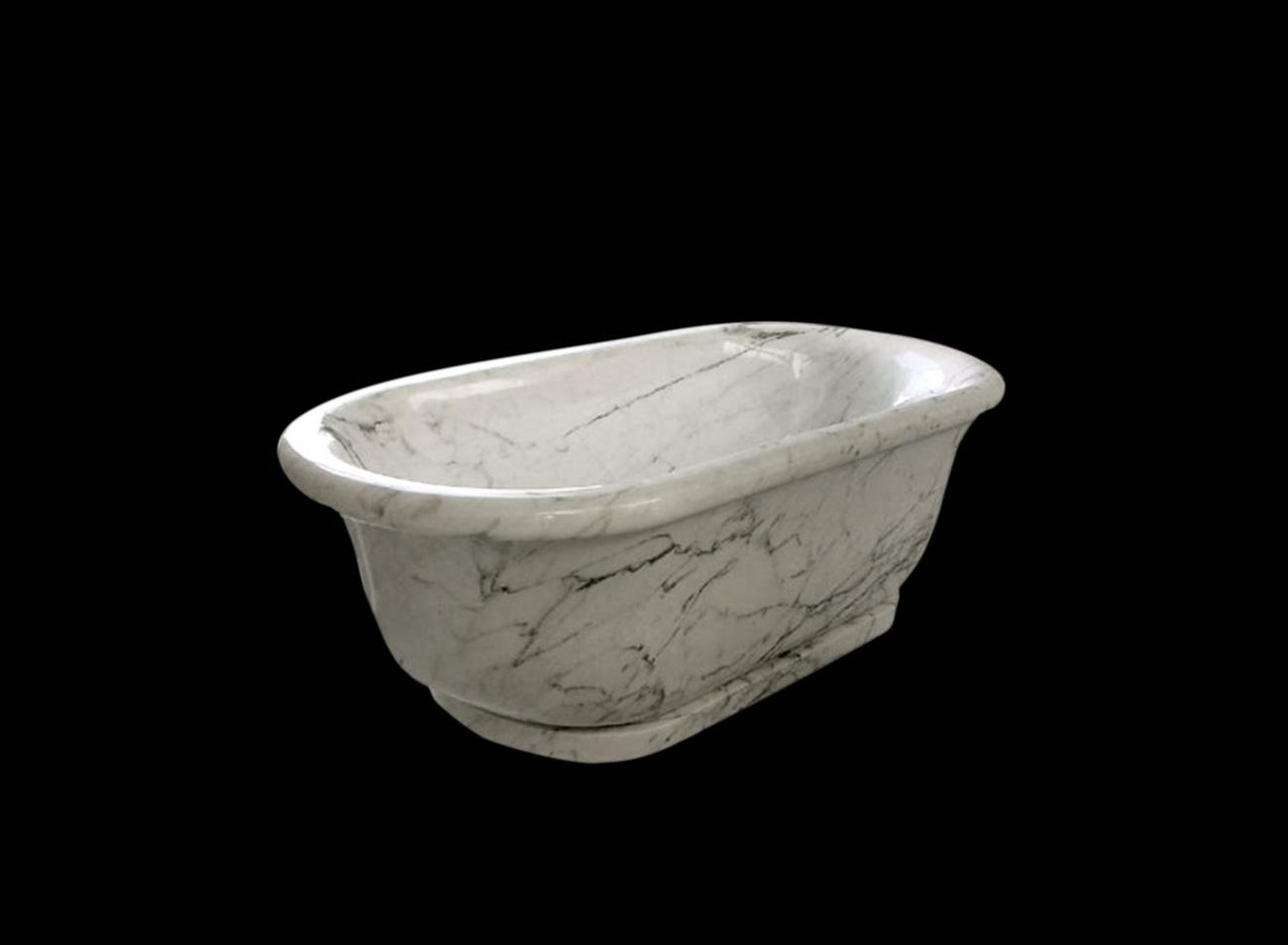 Vasca da bagno in Marmo - 22