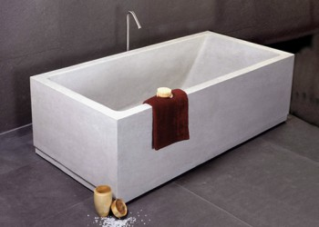 vasca in marmo - architettura
