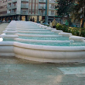Marble Fountain - 2
