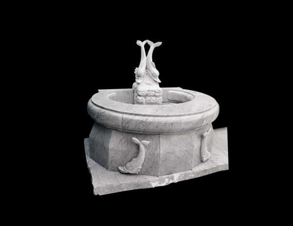 Marble Fountain - 8