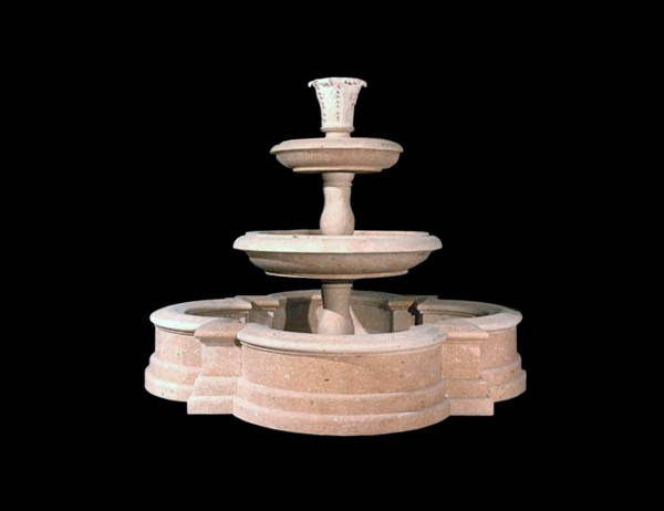 Marble Fountain - 9