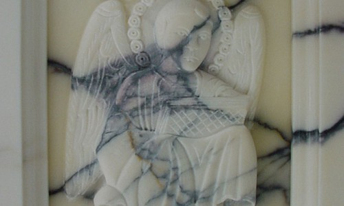 Religious Art Marble Sculptures - 8